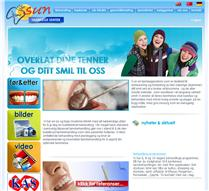 Sen Dental Web Tasaım